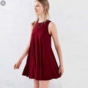 silence + noise Dresses - Urban Outfitters sleeveless swing dress